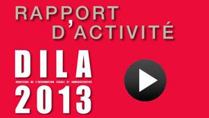 Voir la vidéo du directeur de la Dila - Xavier Patier